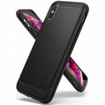 Rearth iPhone XS Case Ringke Onyx - Black
