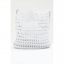 Nena Shoulder Bag B7-WHITE
