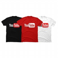 YouTube Print Tees