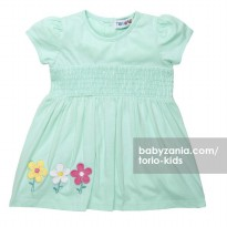 Torio Tosca Floral Baby Dress
