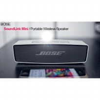 Speaker Bluetooth Bose soundlink mini