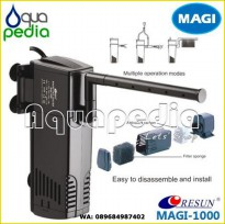 RESUN Magi-1000 Aquarium Internal Filter