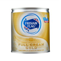 Frisian Flag Full Cream Gold 385 gram x 2 pcs