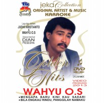 DVD Karaoke Golden Hits Wahyu Os - JK Record