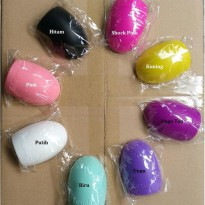 EGG BRUSH - ALAT PEMBERSIH KUAS MAKE UP MAKEUP BEST SELLER