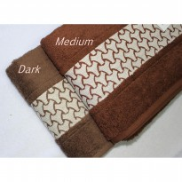 Terry Palmer Premium BROWN 70x140cm