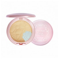 Crystal Flora Powder Pact Light SPF15 #23 Natural beige