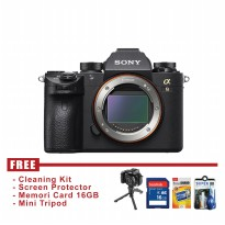 Sony Alpha A9 Body Only - FREE Accessories