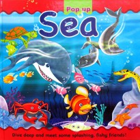 [Hellopandabooks] SEA Large Pop-up Book