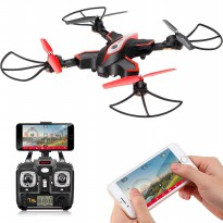Syma X56W Drone With HD Wifi Camera 4 Channel Altitude Hold One Key Take off Landing.
