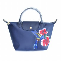Tas Wanita AUTHENTIC Longchamp LePliage Peony Small