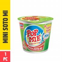 Pop Mie Mini Kuah Rasa Soto 1pc 38gr