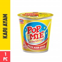 Pop Mie Kuah Rasa Kari 1pc 75g