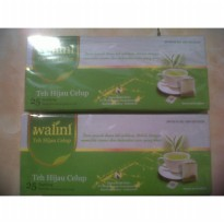 [WALINI] GREEN TEA / TEH HIJAU