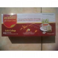 [WALINI] BLACK TEA / TEH HITAM original BPOM