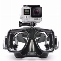 Kacamata renang Xiaomimi Anti-Fog Diving Goggles for Action Camera