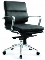 Atria Zeva Low Office Chair [ Kursi Kantor ]