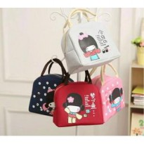 girls lunch bag karakter disney cooler tas lunch bag tas bekal lucu