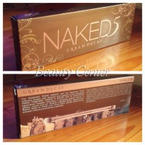 Naked 5 Urban Decay Palette / Eyeshadow Naked 5 Replika