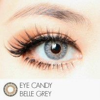 Softlens Eyecandy BELLE GRAY / Soft Lens Eye Candy gray KOREA