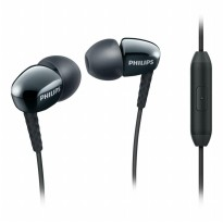 Philips In-Ear Earphone SHE3905 BK - Black