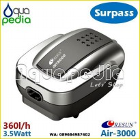 Resun Air-3000 Pompa Udara Aerator Aquarium Air Pump.