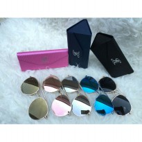 Rovelin - Sunglasses Wanita Jims Honey 016
