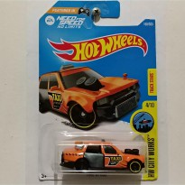 HotWheels Time Attaxi