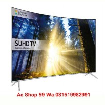 LED TV SAMSUNG 60 KS-7000 SUHD TV FLAT QUANTUM DOT COLOUR PROMO MURAH
