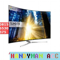 LED TV SAMSUNG 55 KS-9000 SUHD TV QUANTUM DOT,DISPLAY CURVED PROMO
