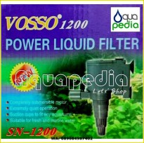 VOSSO SN-1200 Pompa Air Celup Aquarium Submersible Water Pump