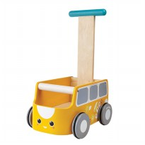 Plan Toys Van Walker Yellow - PT5184