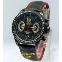 TAG HEUER CALIBRE 17 RS2 Leather (BLR)