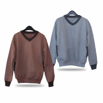 New!Unisex Sweater Fleece Elbow_9Colors_High Quality and Trendy_Sweater/Jacket/Cardigan/Hoodie