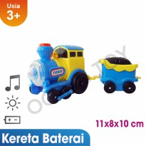 Ocean Toy Kereta Tumble Train Mainan Anak 2816 - Multicolor