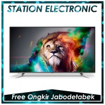 Changhong Smart LED TV 40' 40D3000i Android Kitkat - Hitam