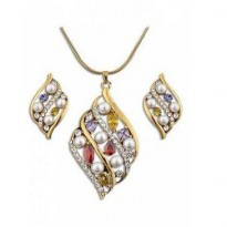 AXORA Jewelry Set 18K Gold Plated TG0016