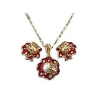 AXORA Jewelry Set 18K Gold Plated TG0019