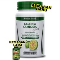 Garcinia Cambogia 3000 Extreme 95% HCA 60 Kaps Maximum Strength