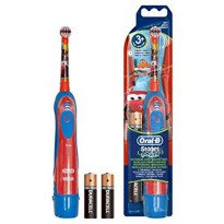 Oral B Stages Power Kids Battery Toothbrush - Disney Cars