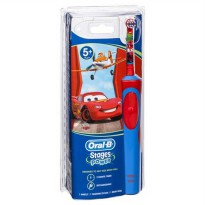 Oral-B Kids Electric Rechargeable Toothbrush - Disney Cars