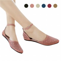 Pointed Flat Shoes Size 36-40