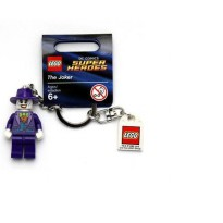LEGO 851003 - The Joker with Fedora Key Chain