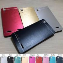 Motomo Hard Metal Back Case Lenovo A6000 / A6000+
