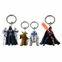 Starwars Key Ring - gantungan kunci