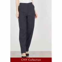 Morna Straight Pants Grey