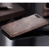 Huawei Honor View 10 V10 - X-Level Vintage Leather Back Case Cover