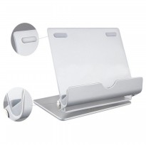 Universal Aluminum Holder for Tablet PC and Smartphone