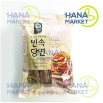 Chung Jung One Bihun Ubi Korea 1Kg (Sweet Potato Glass Noodle Folk Vermicelli)