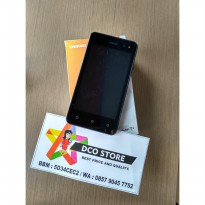 EVERCOSS A74J 2MP FRONT CAMERA FLASH 8GB ROM - GREY AND WHITE